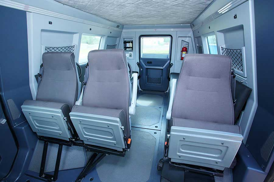 Avtoros Shaman 8x8 ATV, fotos del todoterreno total