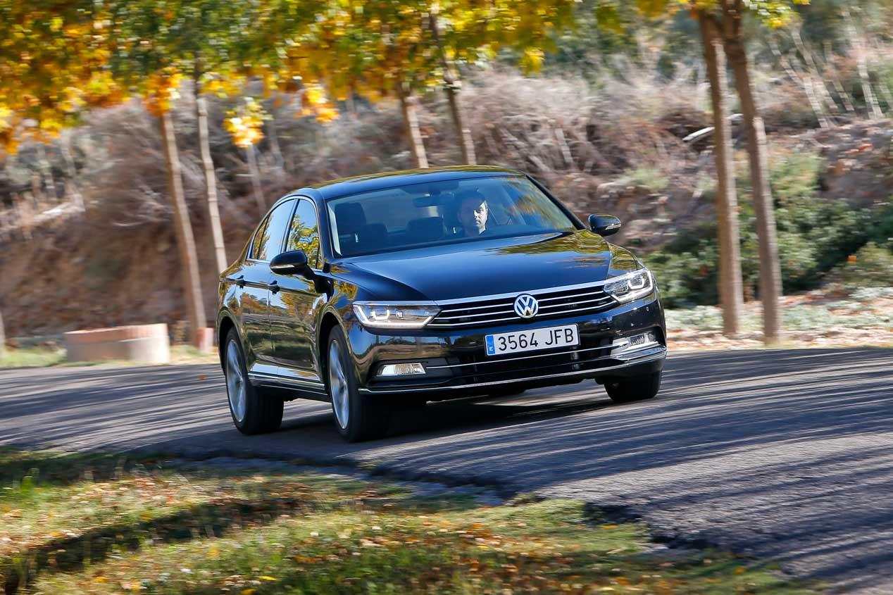 Renault Talisman contra Volkswagen Passat