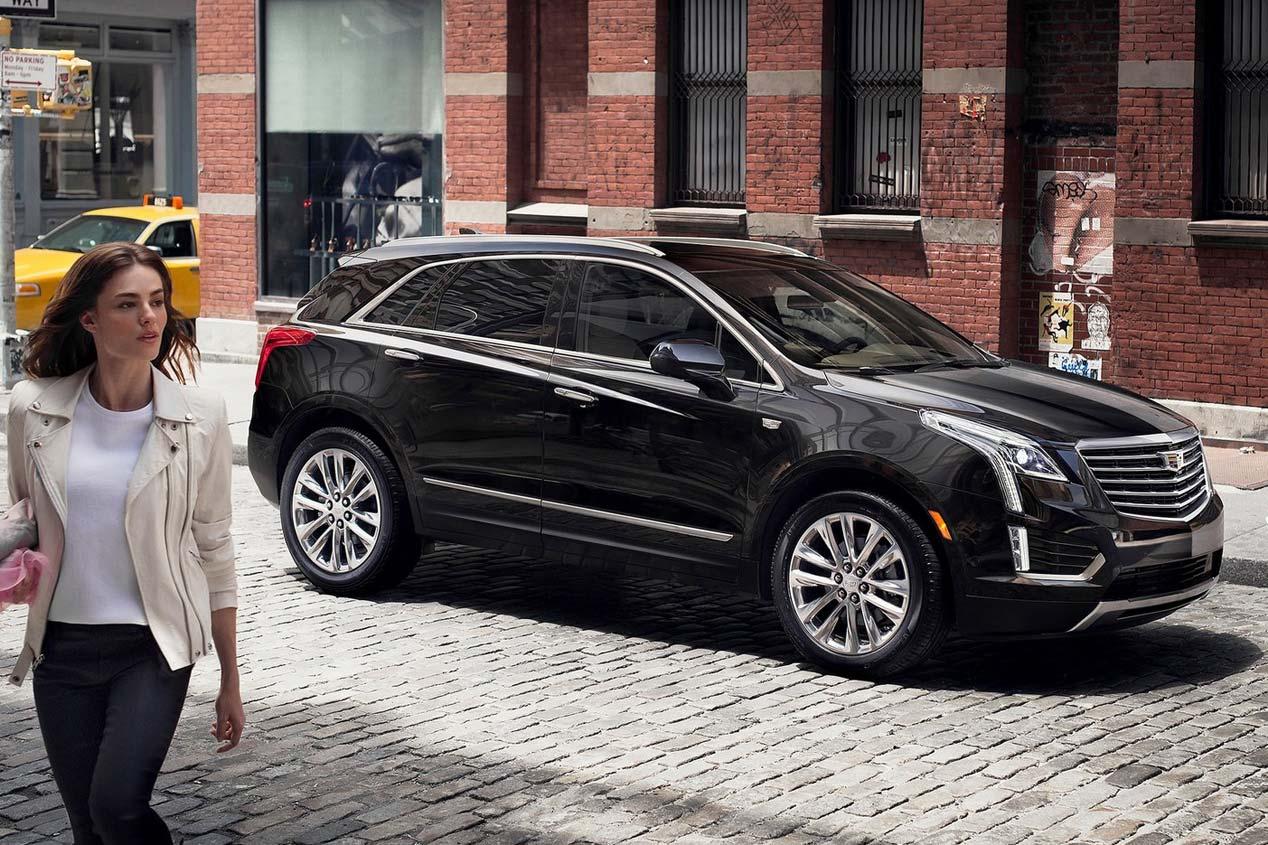 Cadillac XT5 2016, el todocamino global de Cadillac