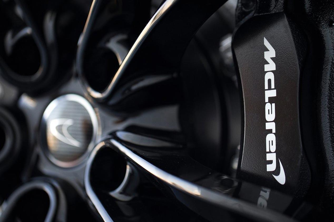 McLaren 650S Spider Al Sahara 79, personalizado para Oriente Medio