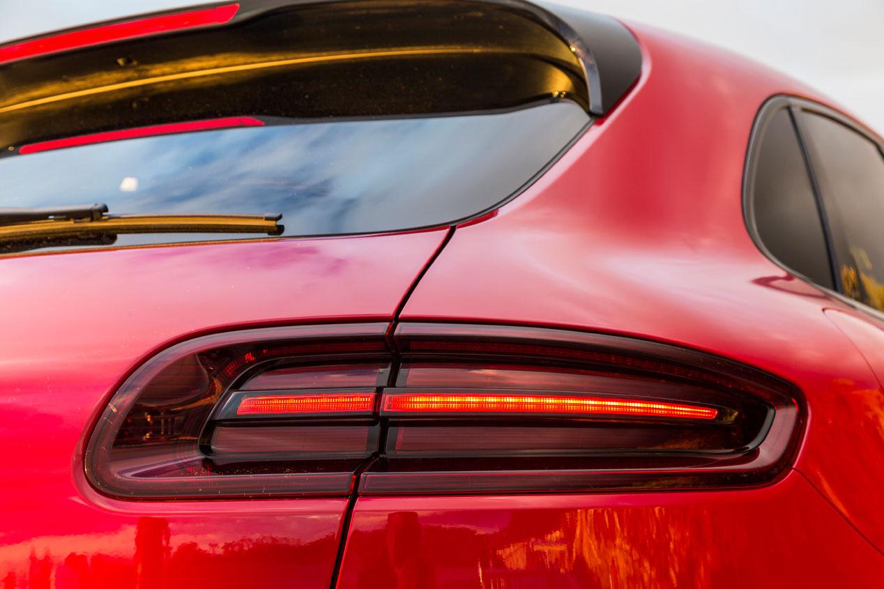 El Porsche Macan GTS, a prueba