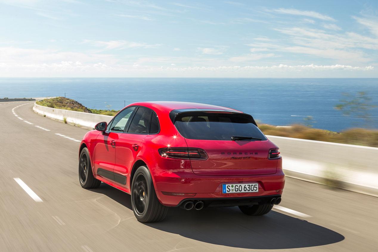 Porsche Macan GTS, prueba