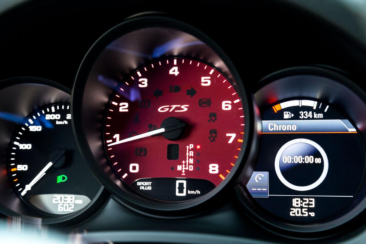 Porsche Macan GTS, a prueba