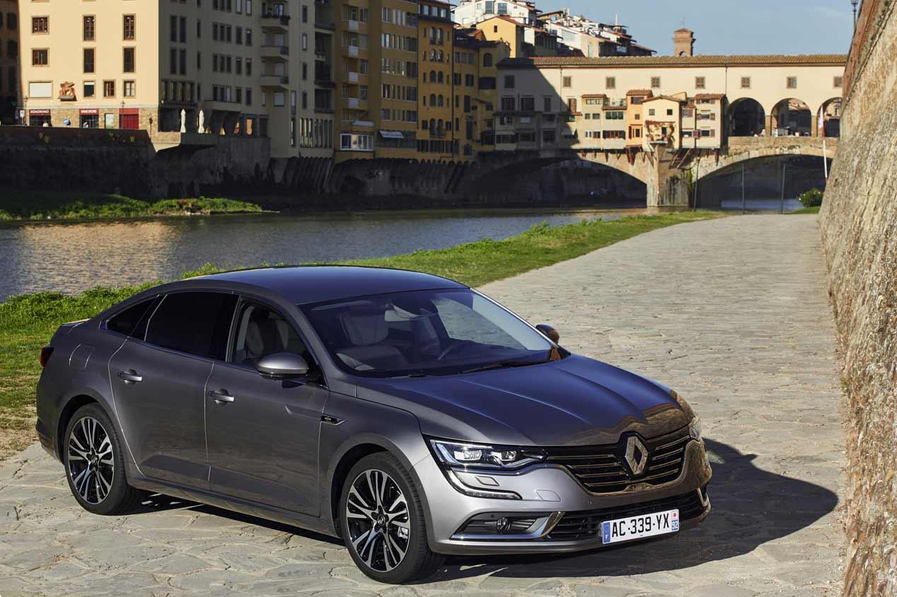 Renault Talisman 1.6 dCi 160 CV EDC