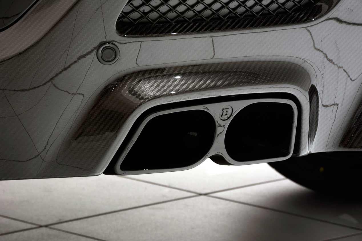 Brabus 700 Mercedes GLE AMG 63S Coupé