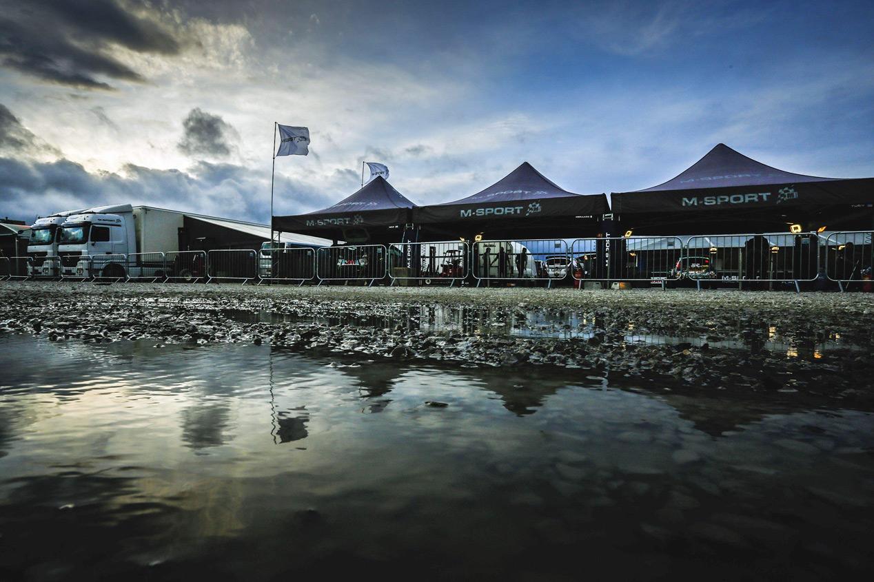 WRC: Rally Gales GB 2015