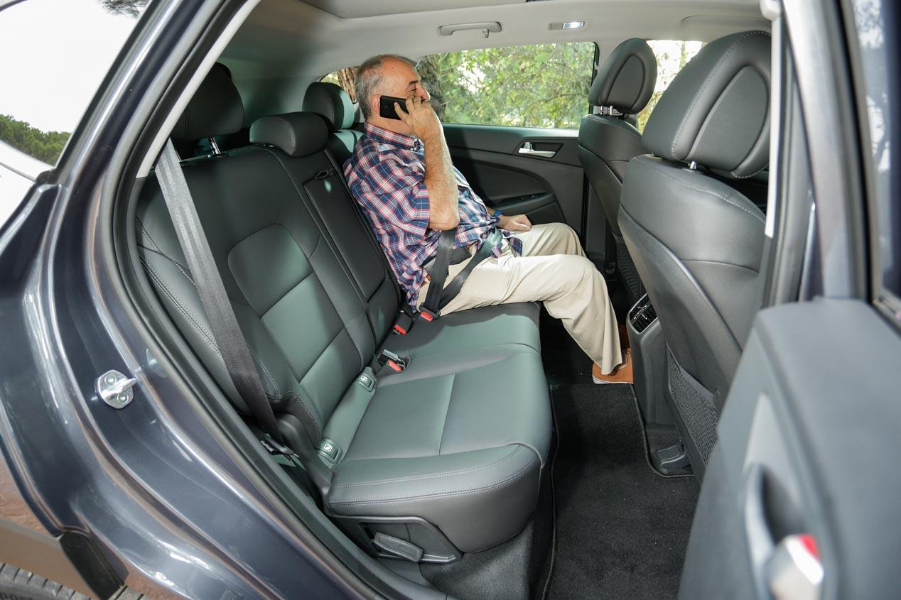 Hyundai Tucson 2.0 CRDI 136 CV, gran mejora