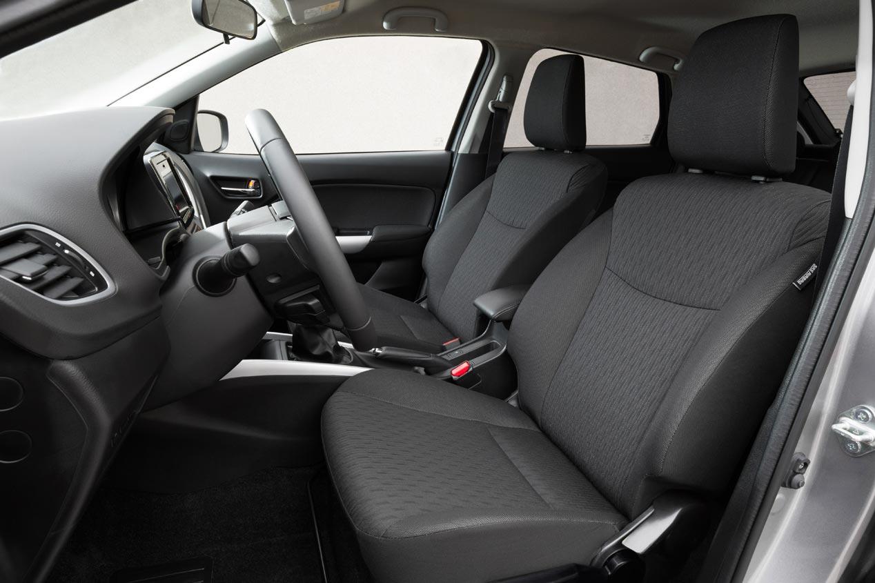 Suzuki Baleno, conducimos el nuevo utilitario de Suzuki