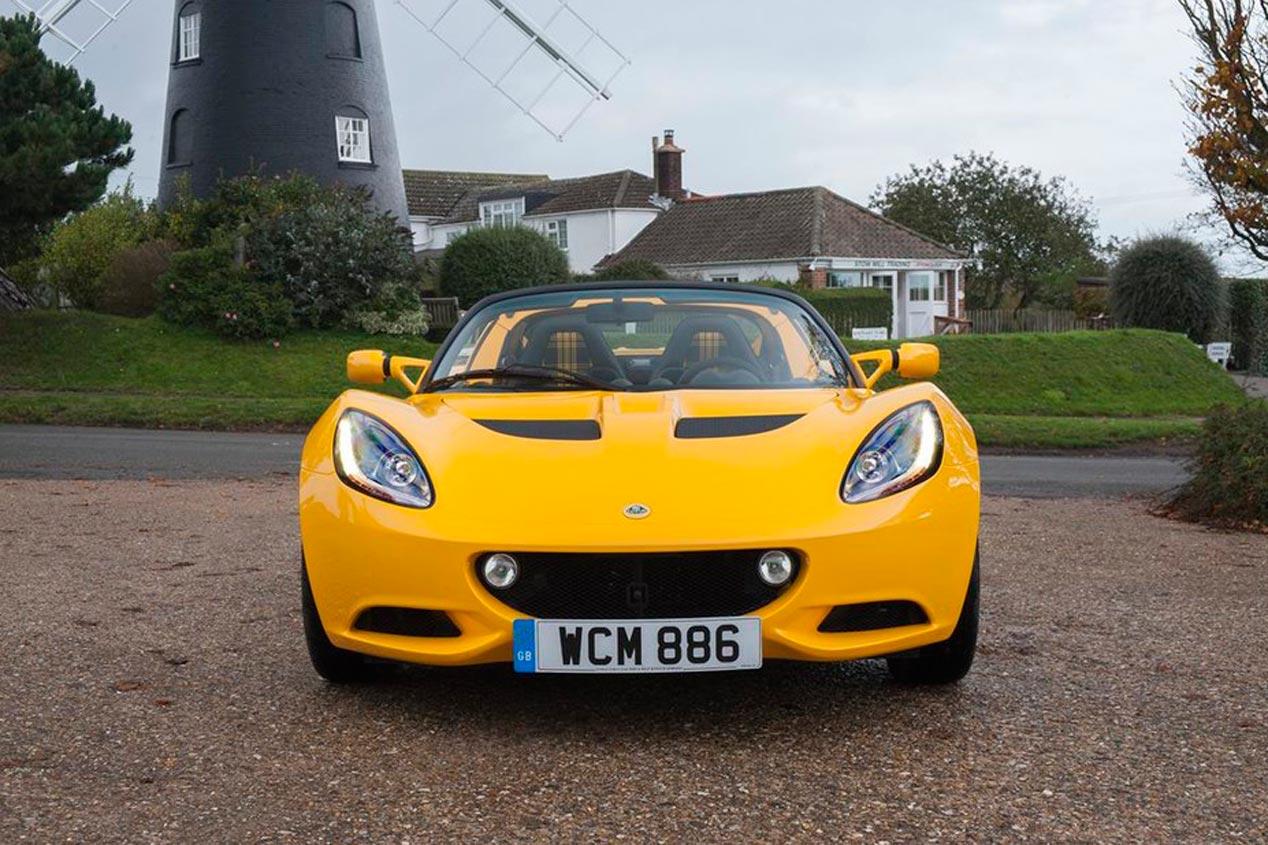 Lotus Elise Sport y Lotus Elise Sport 220