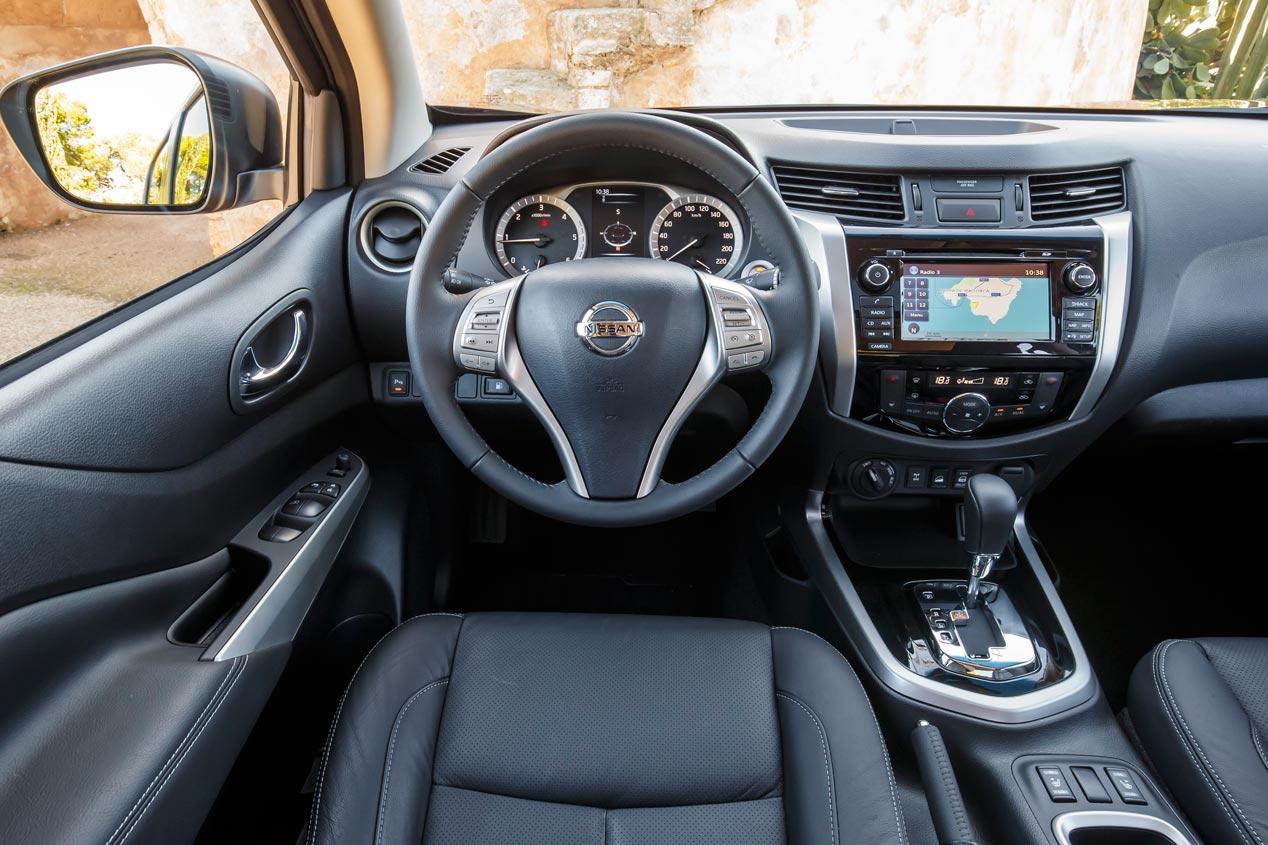 Nissan NP300 Navara, conducimos la nueva generación