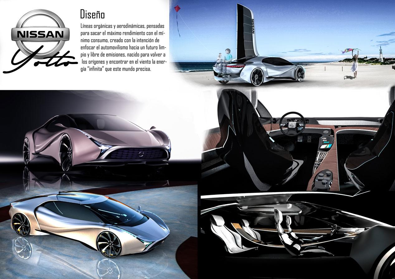 Concurso de Diseño Autopista, Nissan y la UPV 2015, los finalistas