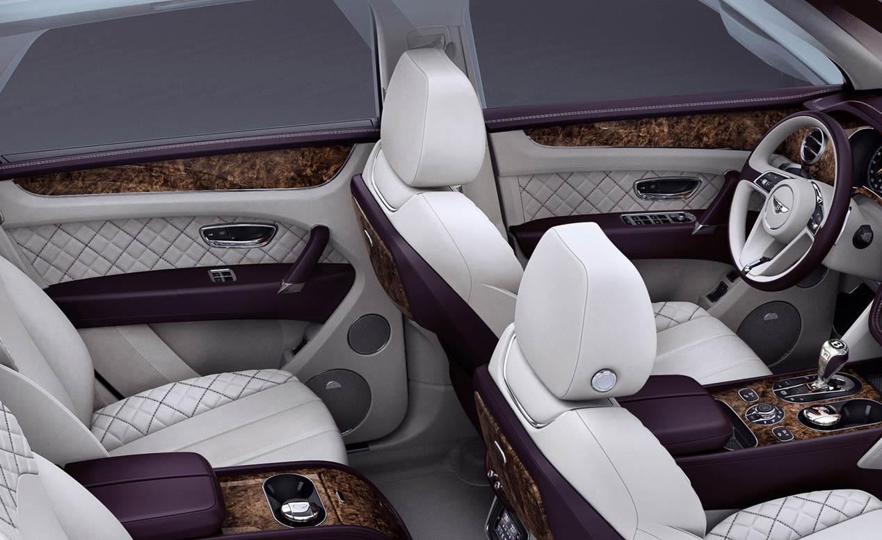 Bentley Bentayga First Edition, limitado a 608 unidades