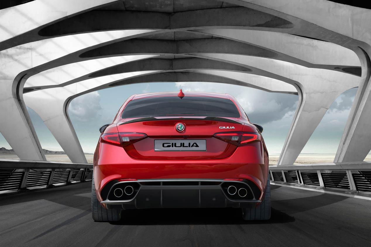Los motores del Alfa Romeo Giulia 2016