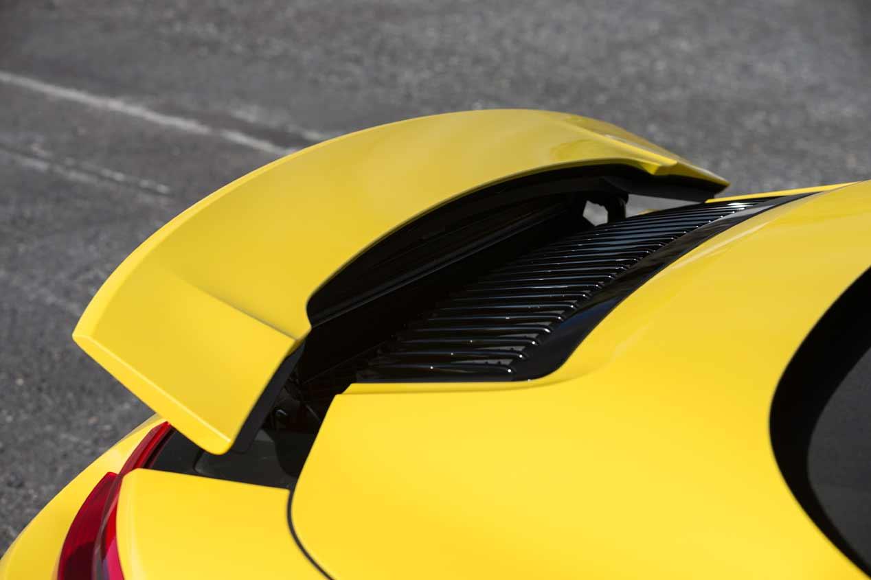Porsche 911 Carrera Cabrio, en imágenes