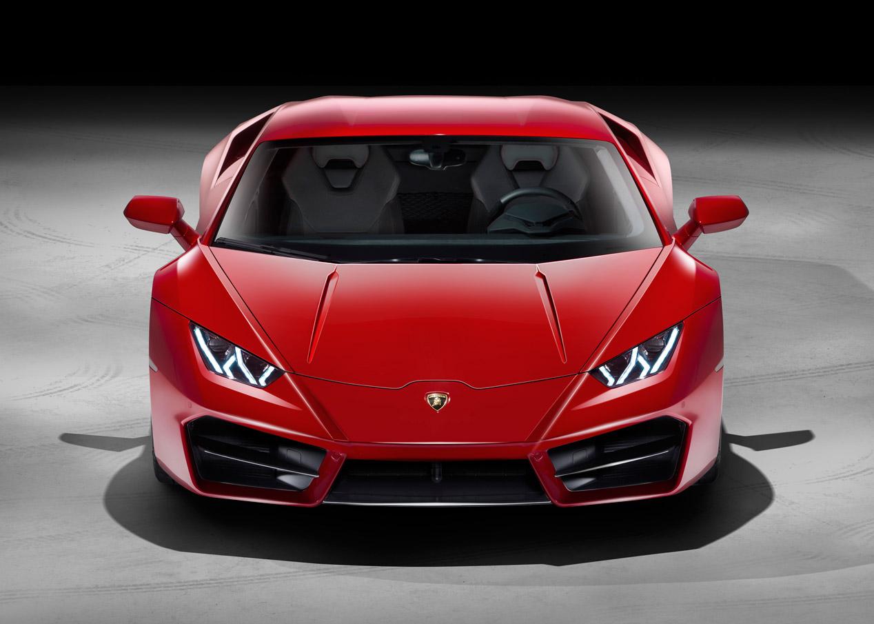 Lamborghini Huracan LP 580-2, ya está aquí la propulsión trasera