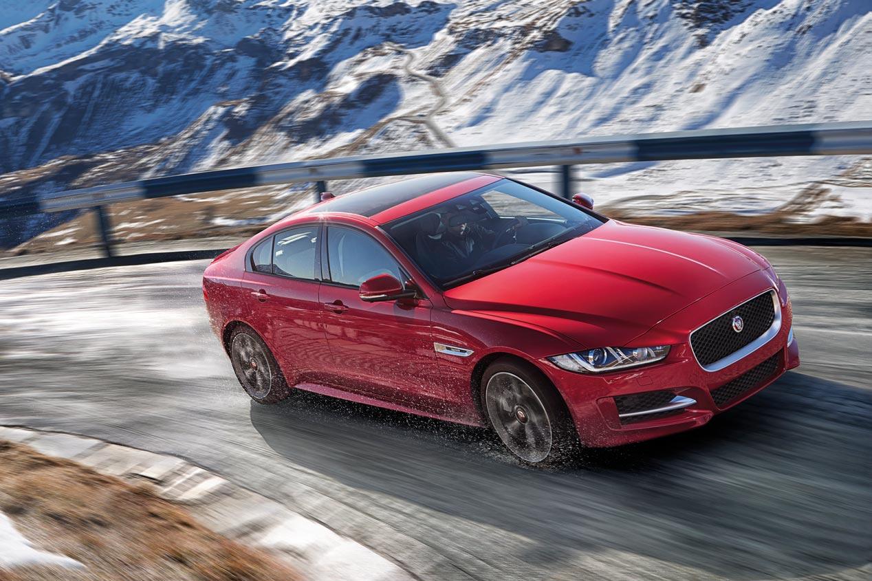 Jaguar XE 2.0d AWD, llega la tracción total