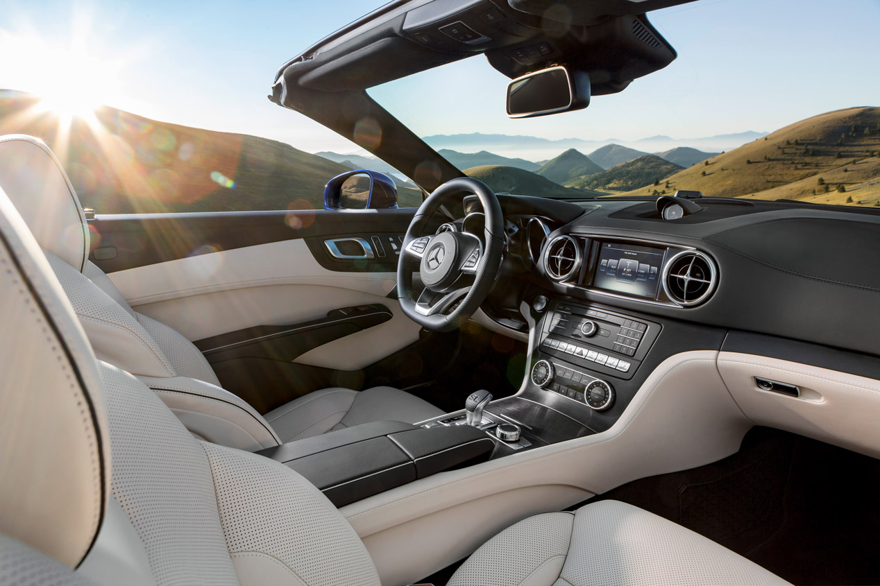 Mercedes SL 63 y 65 AMG, sigue siendo el rey