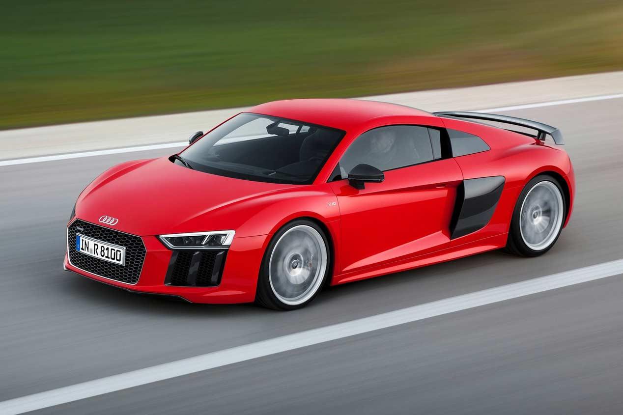 Los súper coches deportivos de más de 600 CV