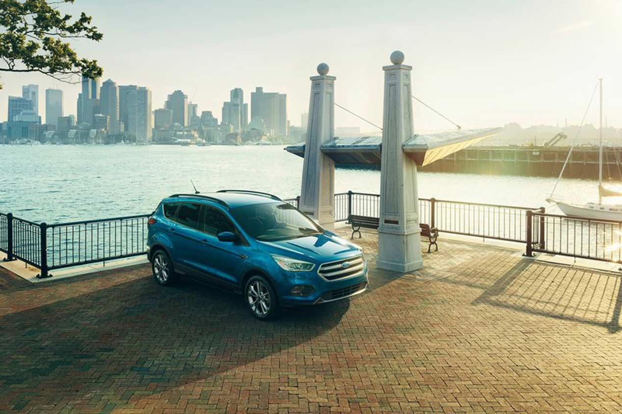 Nueva gama Ford Escape, todas sus fotos