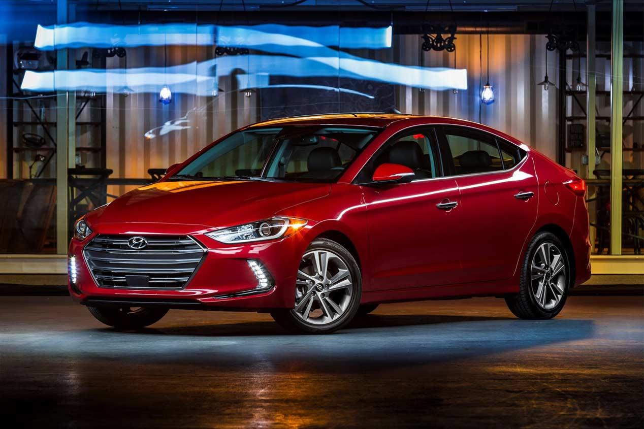 Hyundai Elantra 2016, llega la sexta generación