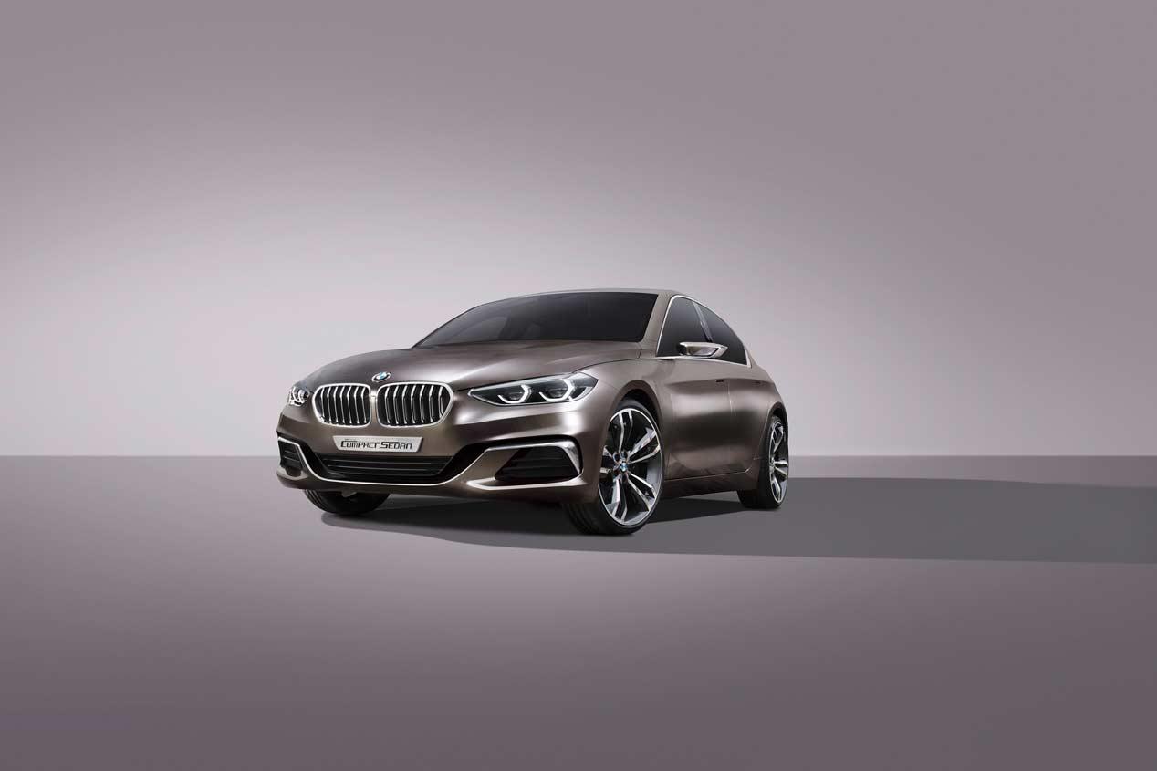 BMW anticipa los futuros Serie 2 y Serie 1