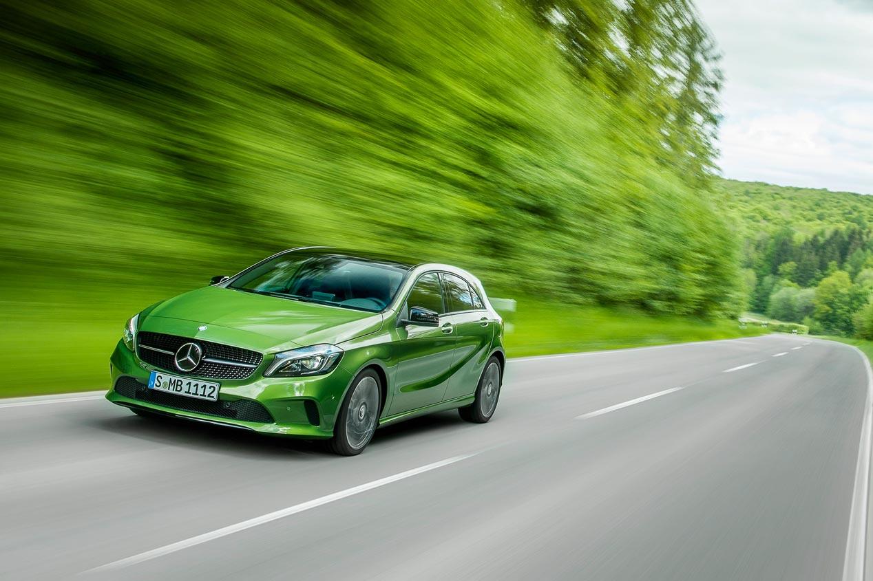 Futuros Mercedes Clase A
