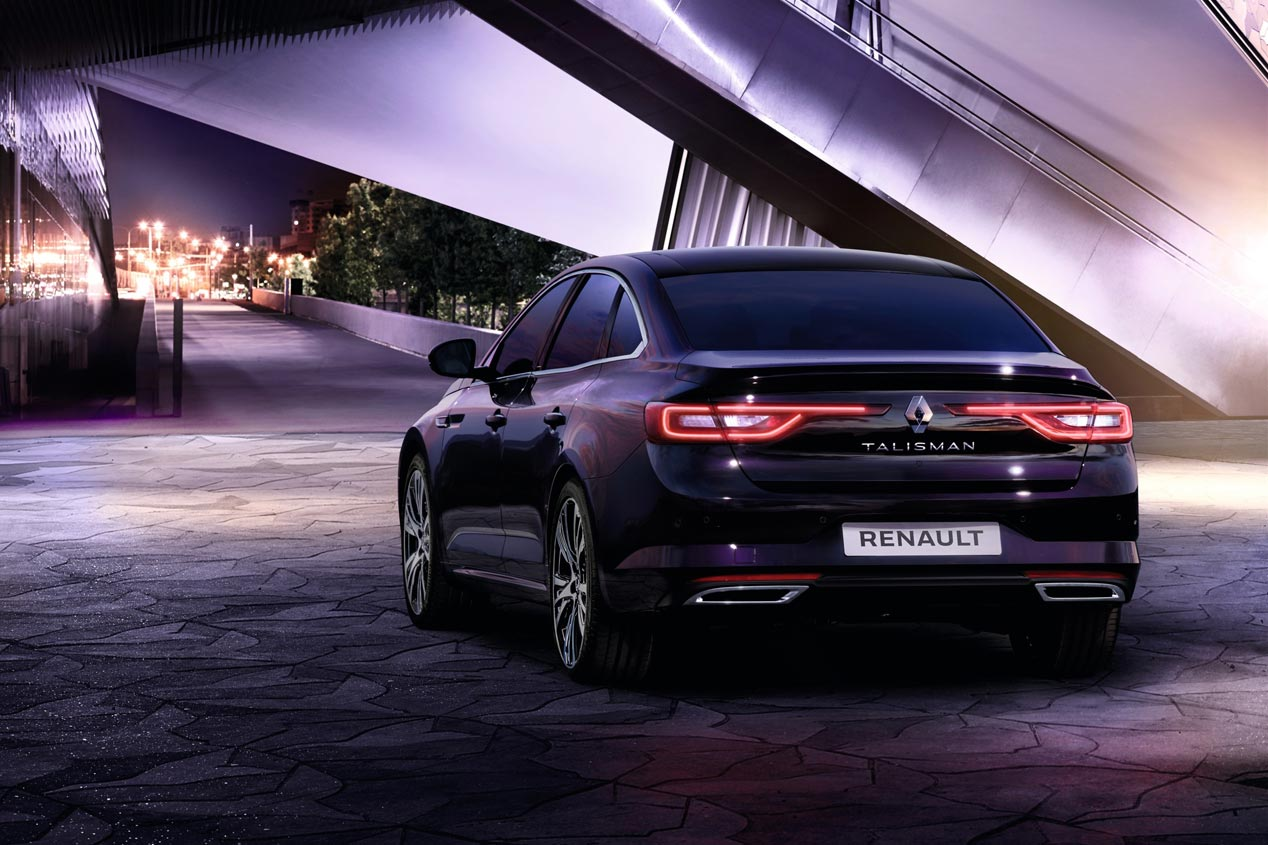 Renault Talisman 1.6 TCe 200 EDC, el Talisman de gasolina más rápido