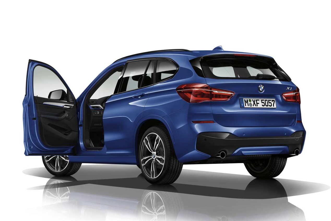 BMW X1 M Sport, las fotos de esta versión deportiva