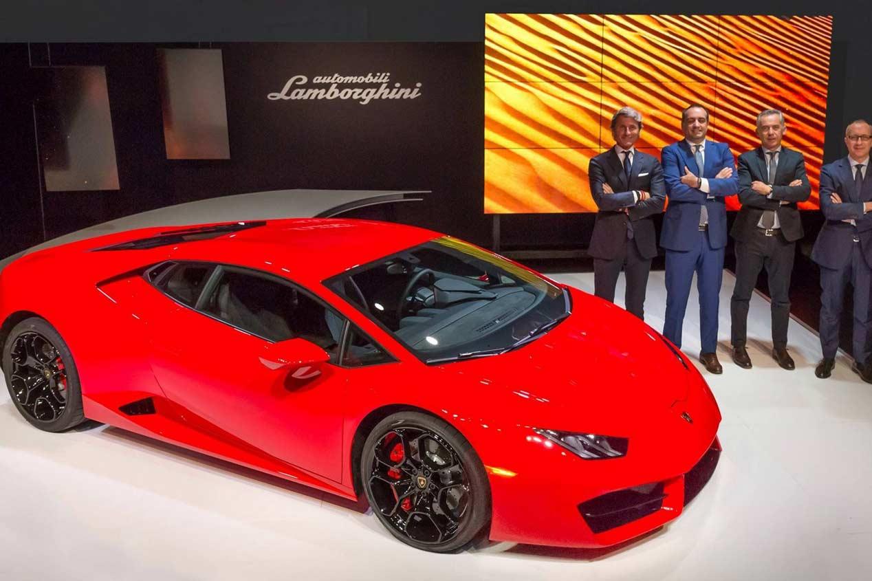 Las fotos de los mejores coches del Salón de Los Ángeles 2015