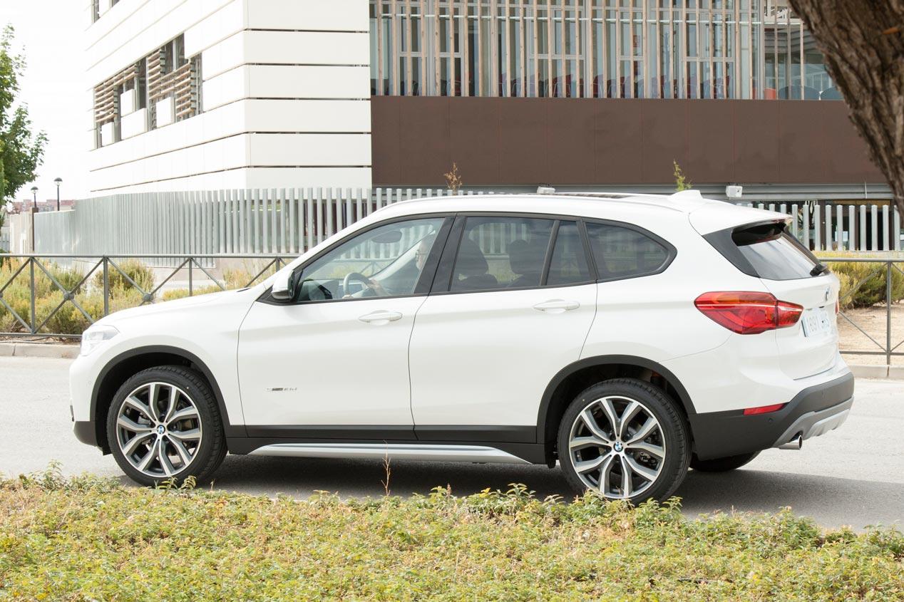 BMW X1 18d, probamos la tracción delantera en el SUV pequeño de BMW