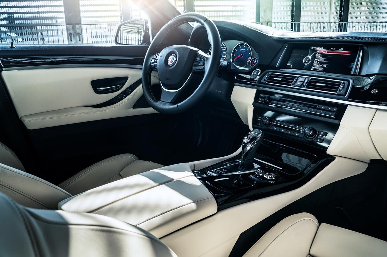 B5 Biturbo, el BMW M5 por Alpina