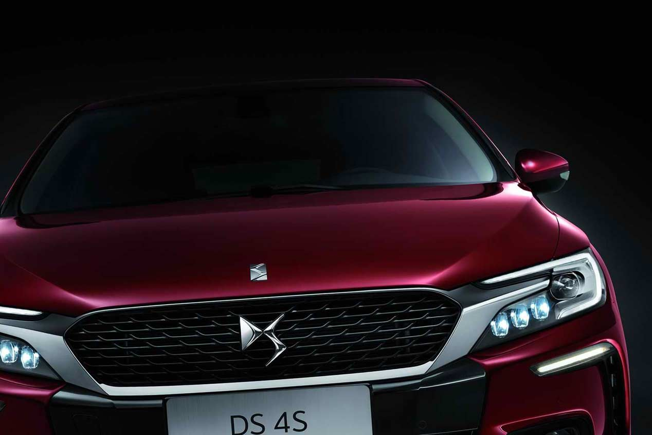 DS 4S, compacto de lujo para China
