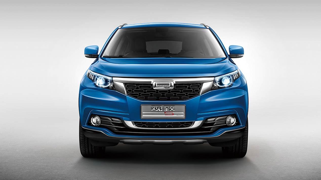 Qoros 5 SUV, la nueva apuesta de SUV compacto chino