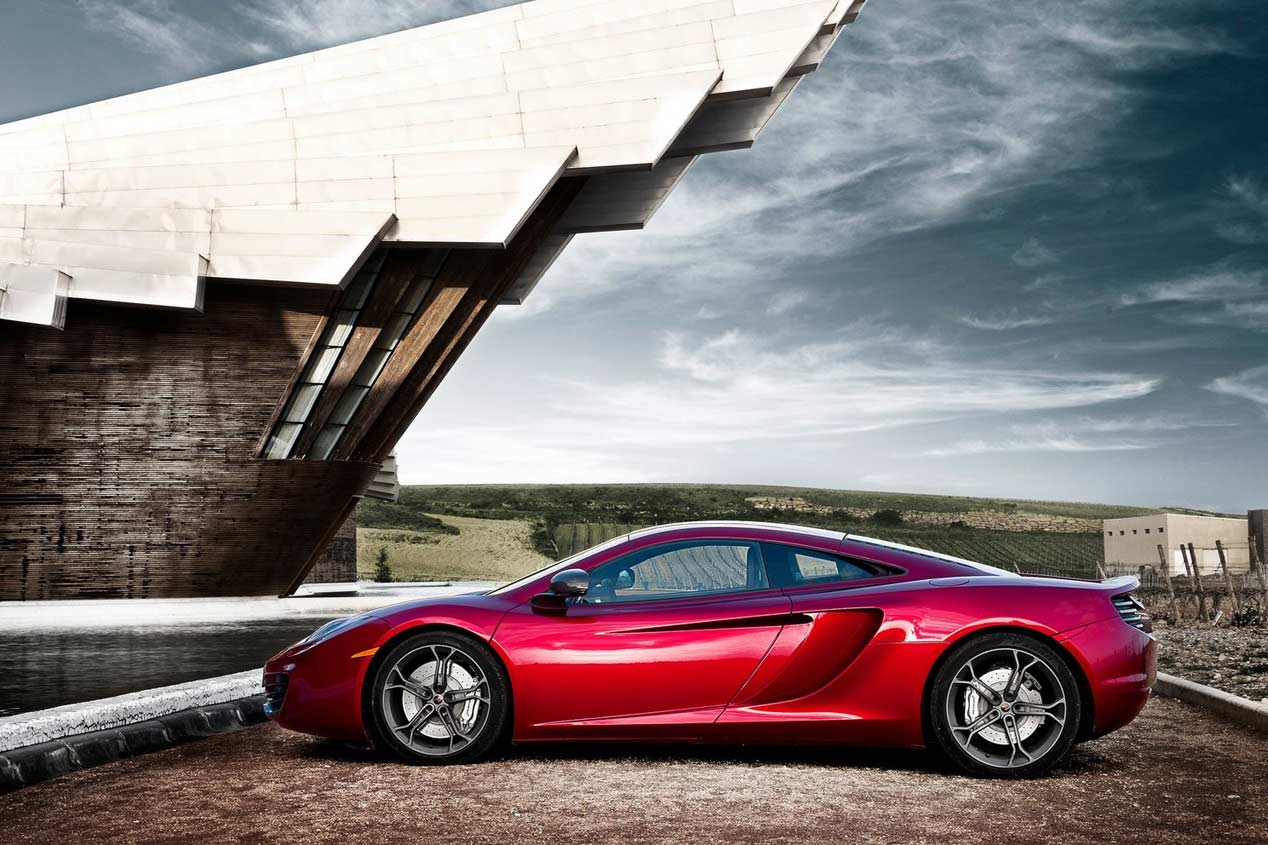 Las fotos de los 10 coches más rápidos en Hockenheim