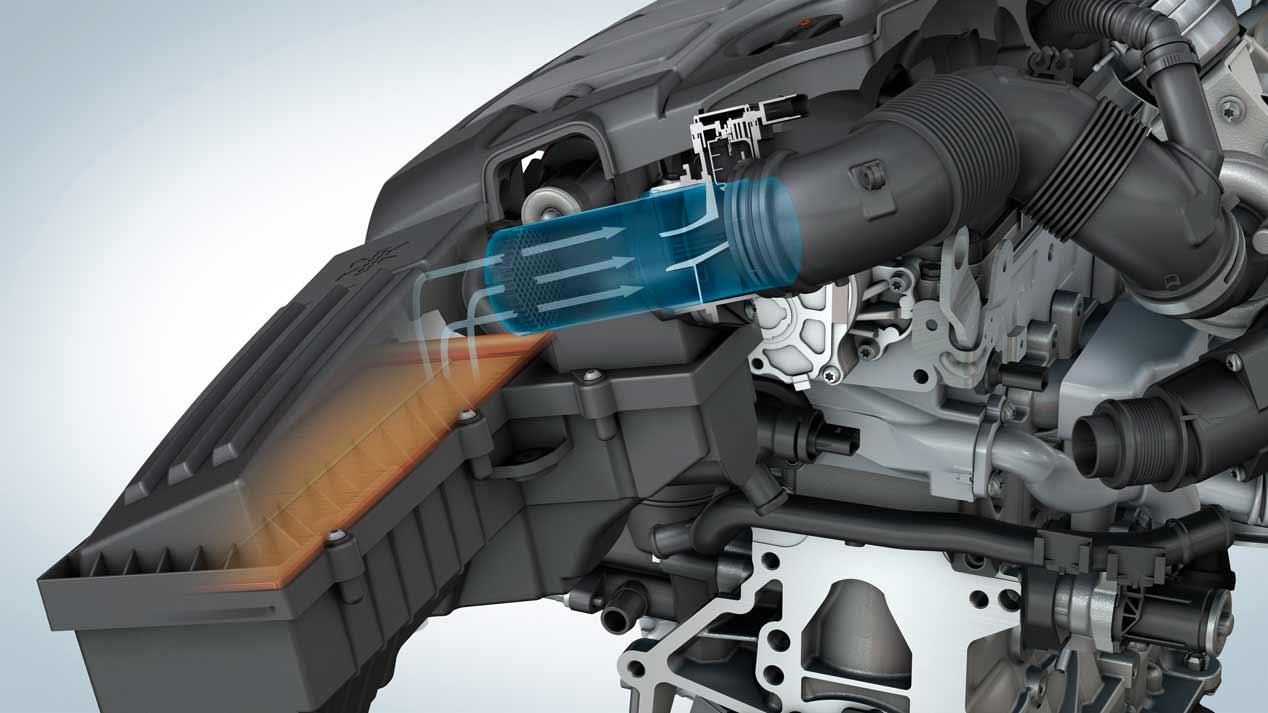 Médidas técnicas de Volkswagen para reparar los motores EA 189