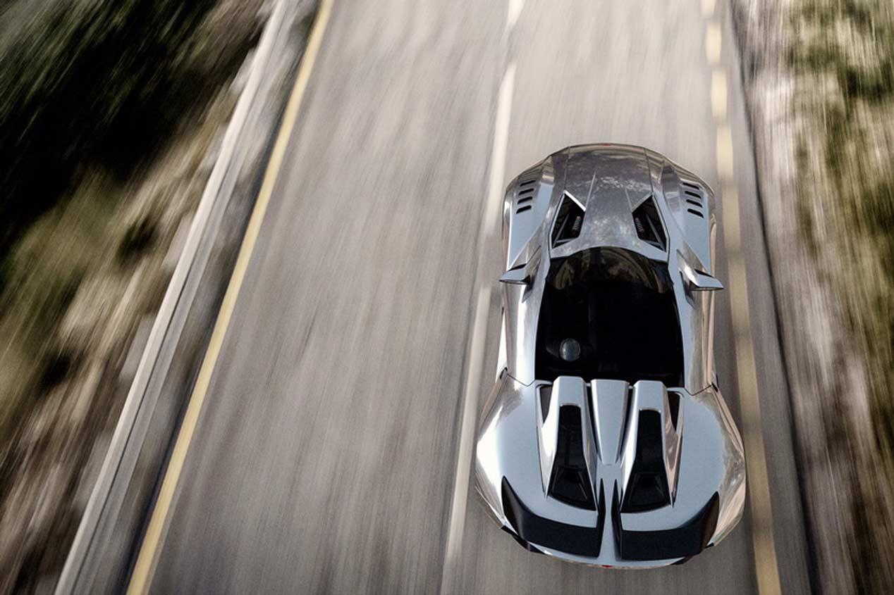 Rezvani Beast X, las fotos de la nueva bestia deportiva