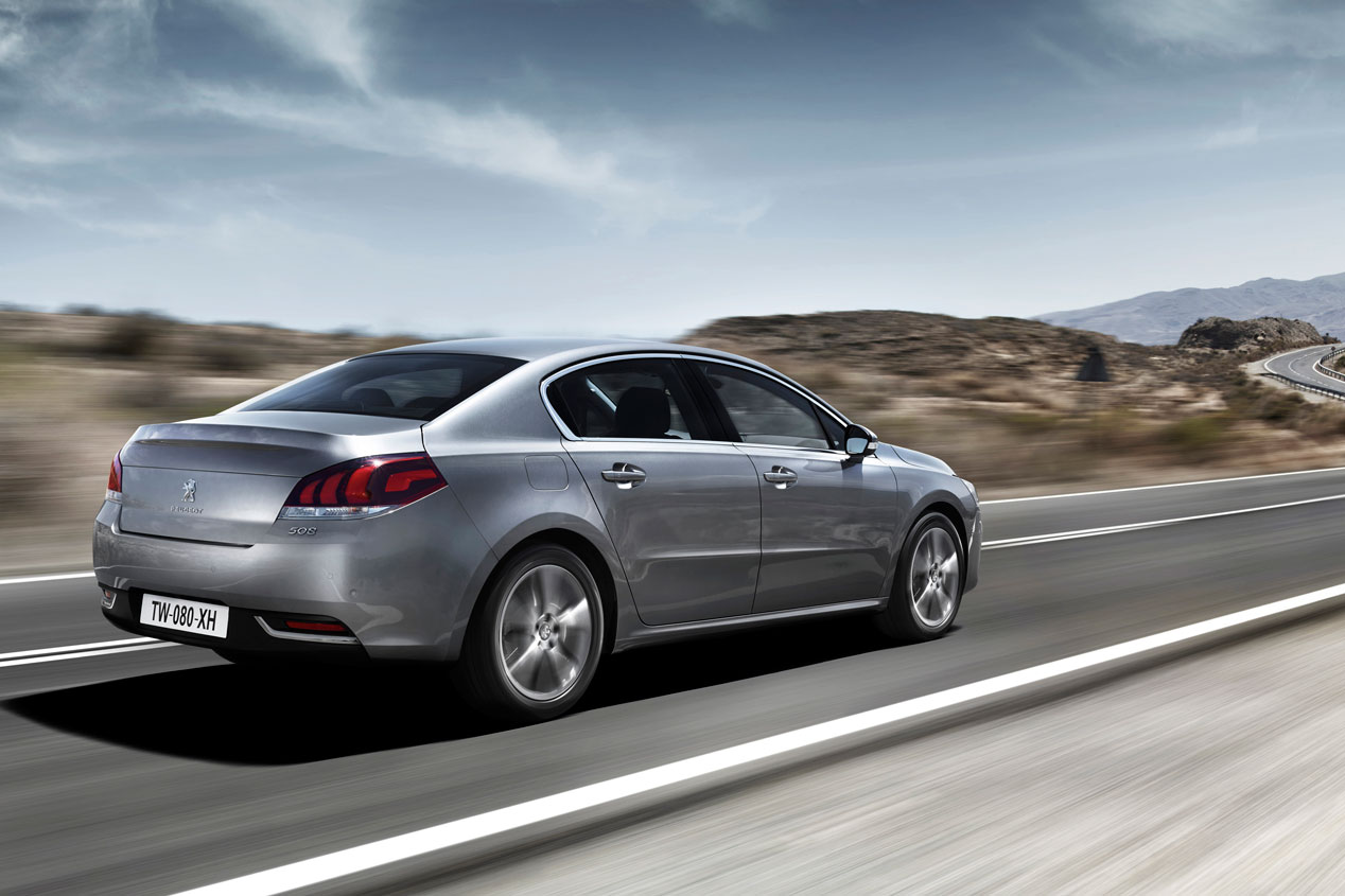 Peugeot 508 2.0 BlueHDI 180 CV, más premium que nunca