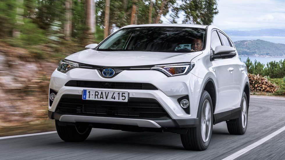 El nuevo Toyota RAV4, en imágenes