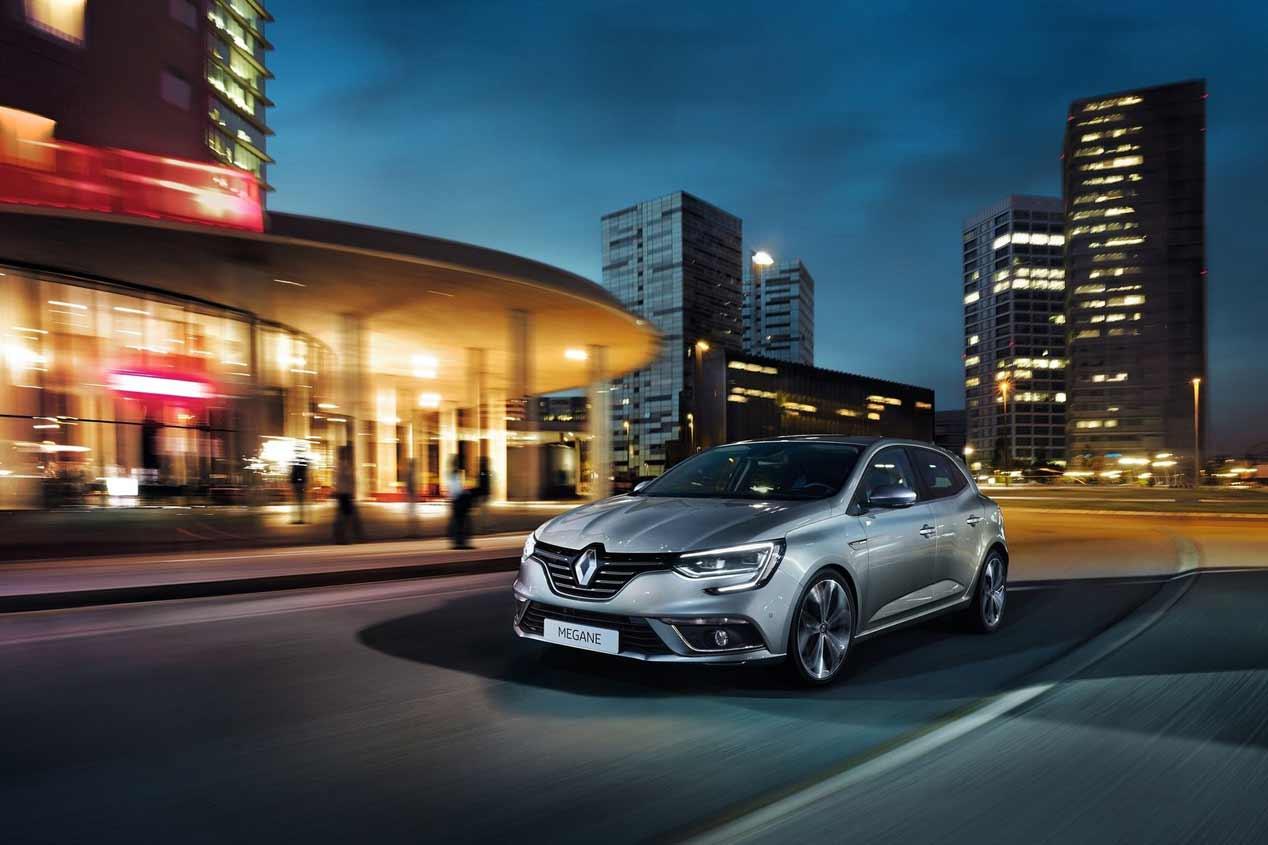 Renault Mégane 2016, todas sus fotos