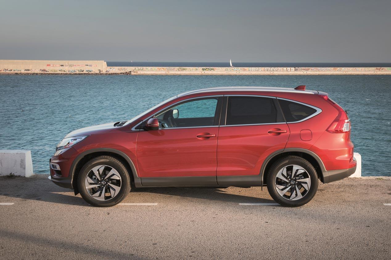 Honda CR-V, motivos para comprarlo