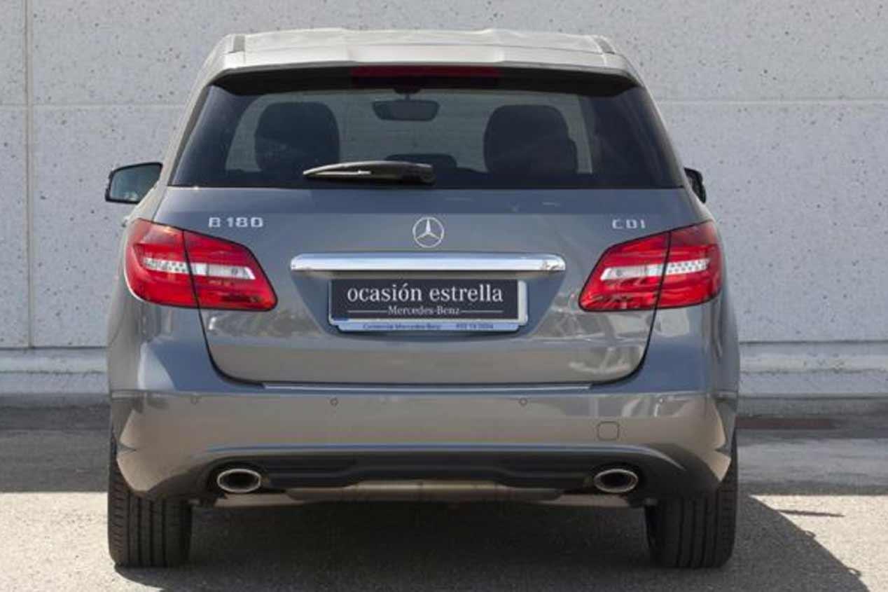Las mejores ofertas de Mercedes-Benz