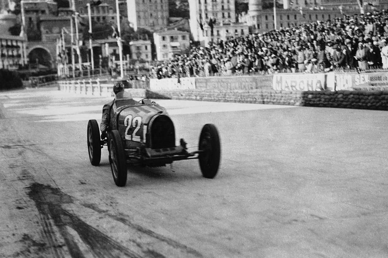 El Bugatti Chiron toma el nombre de un mítico piloto de Bugatti