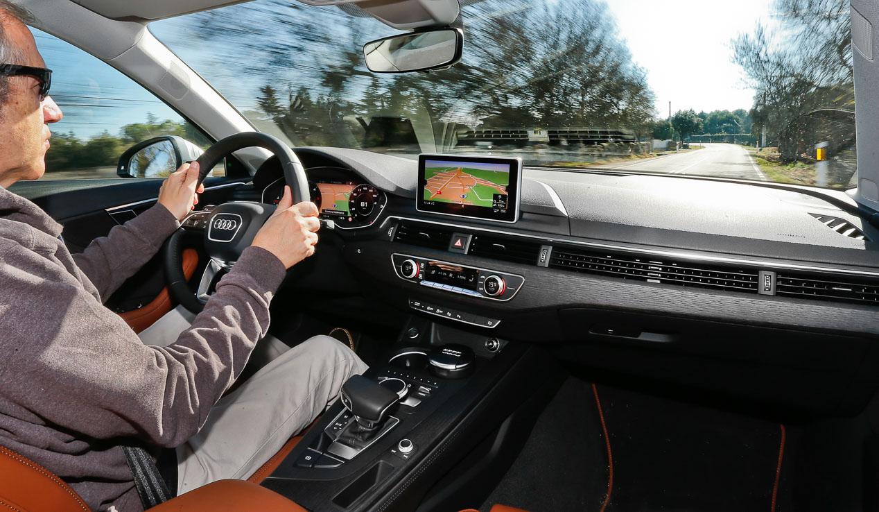 Los cinco mejores coches de 2015