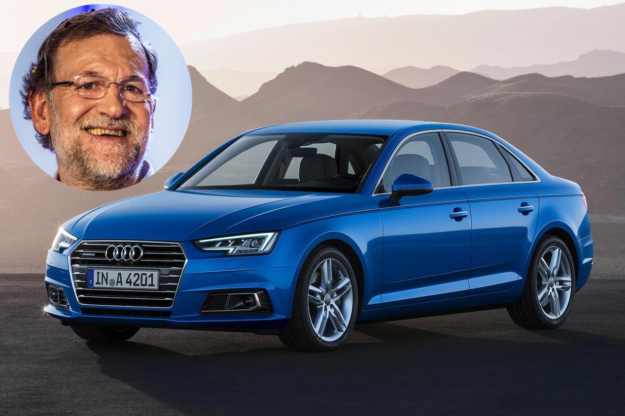 Los coches para los candidatos al Gobierno de España