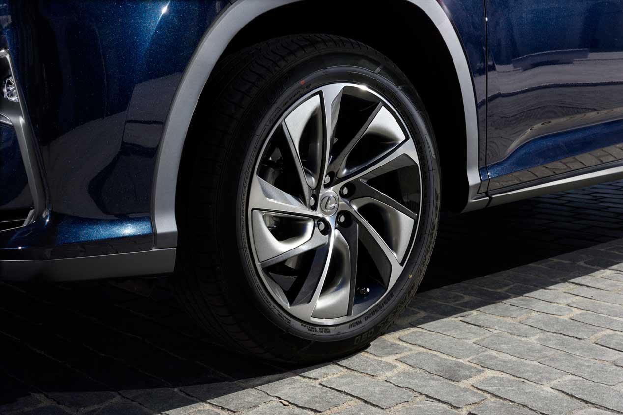 Las claves de la cuarta generación del Lexus RX 2016