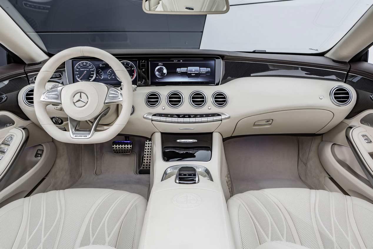 Mercedes S 65 AMG Cabrio 2016, una bala descapotable