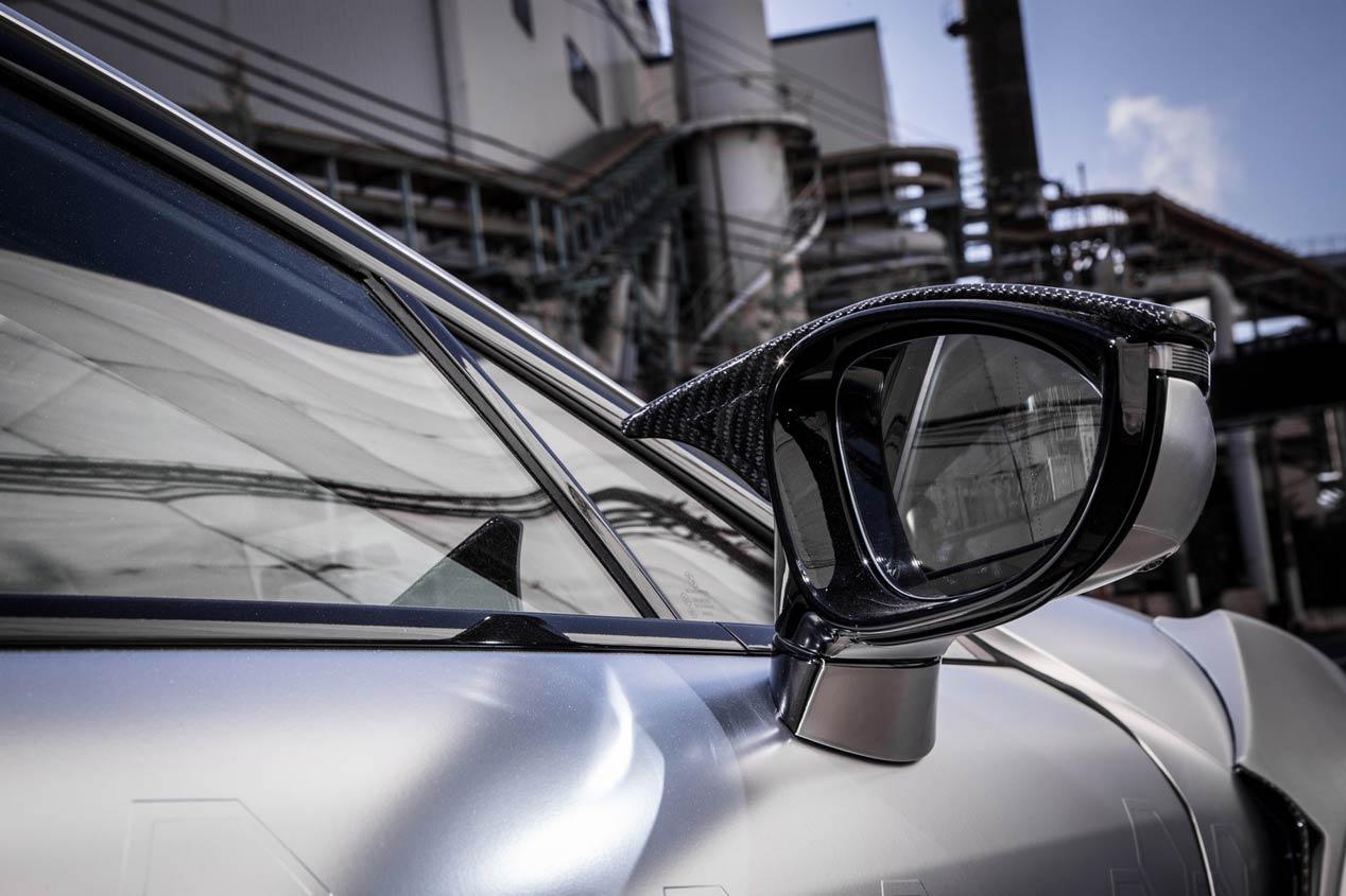 BMW i8 Cyber Edition, tuning futurista