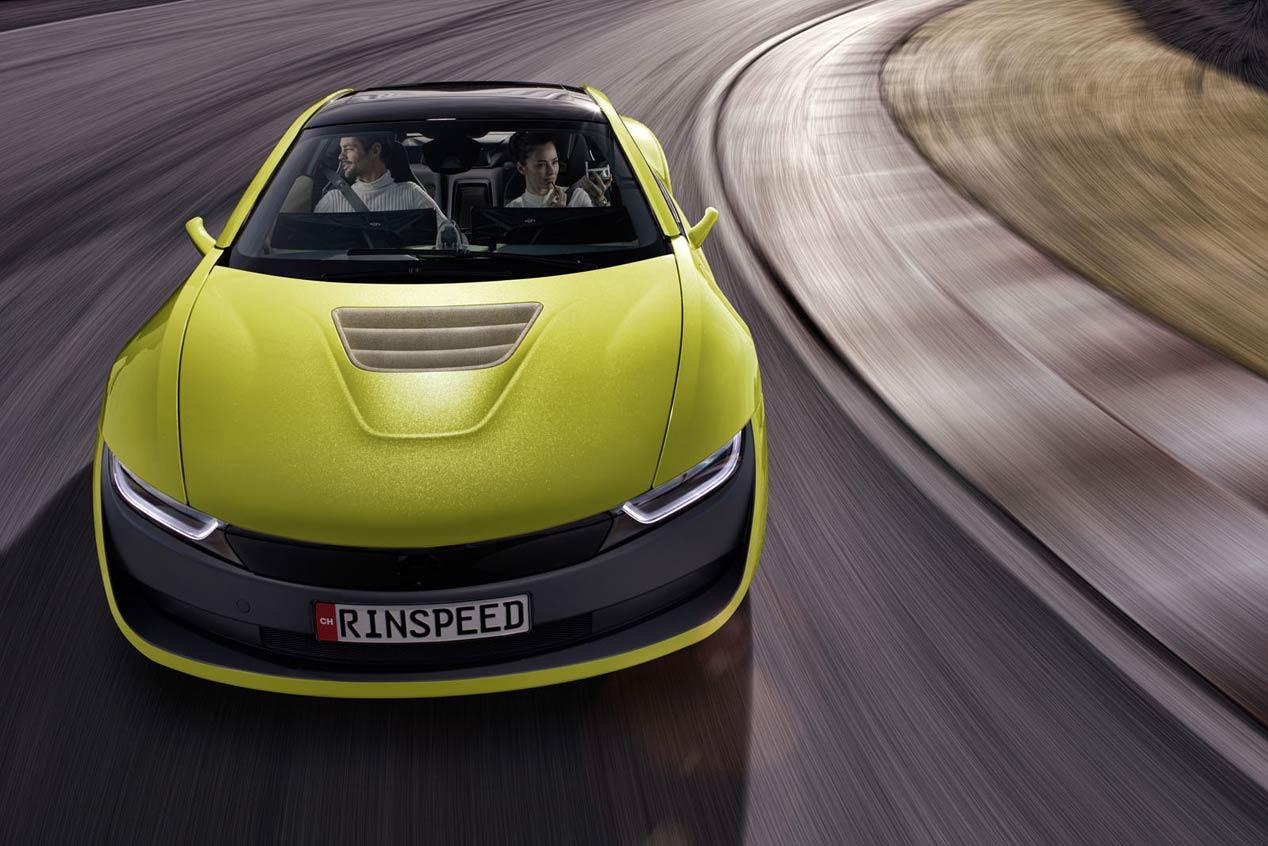 Rinspeed Etos, el coche del futuro ya ha llegado