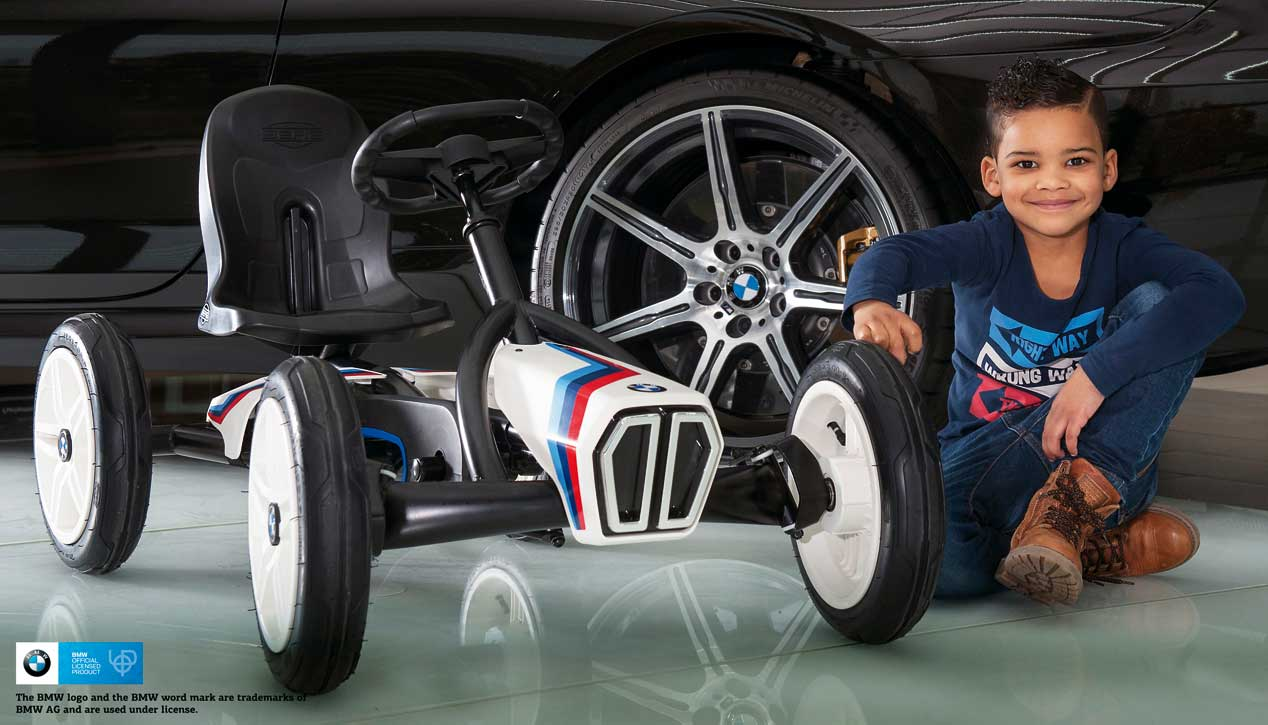 Regalo original: BMW Street Racer.