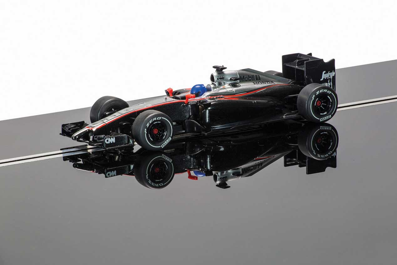 Regalo original: McLaren Honda F1 2015 Alonso.